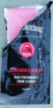 Crankalicious Kwipe Gumchained Chain Cleaner Sachet