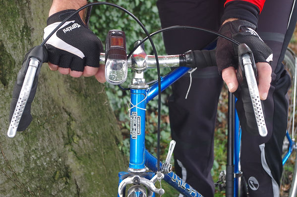 cyle bike bar levers light cycle bicycle mitts gear