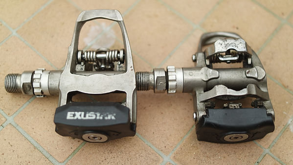 bicycle cycle pedal hybrid euxstar