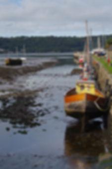 Penrhyn Harbour Bangor boats