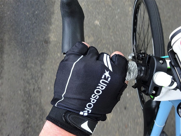 Tenn global mitt glove cycle bicycle test review