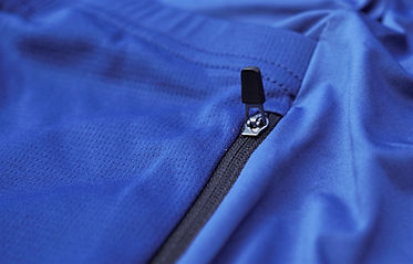 cycling top jersey pocket zipper