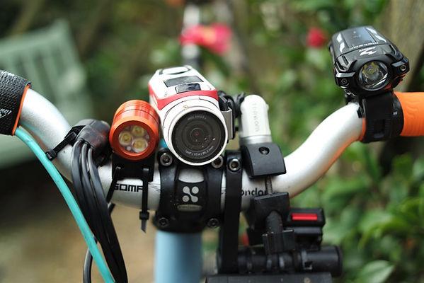 bars lights cycle bicycle bars handlebars
