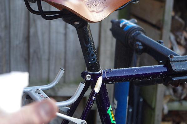 Oxford mint bike wash cycle bike cleaner tet review