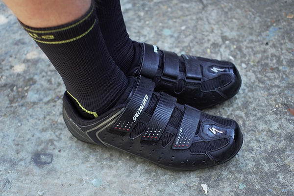 socks walk cycle run cycling shoes MTB feet