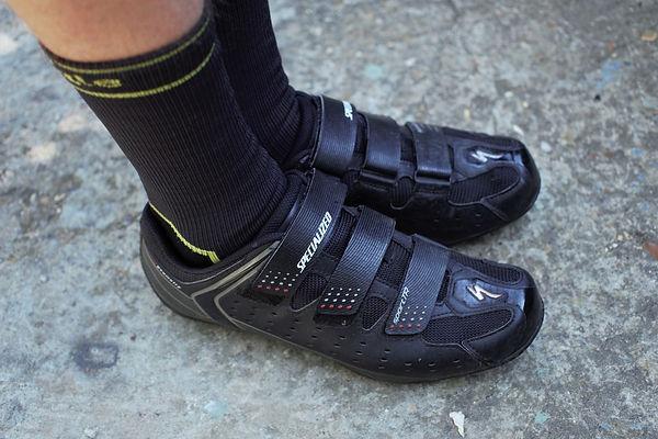 socks walk cycle run cycling shoes MTB feet