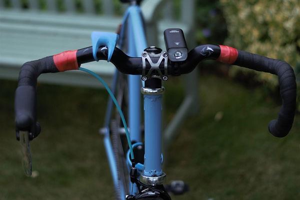 coefficint wave carbon fibre handle bars