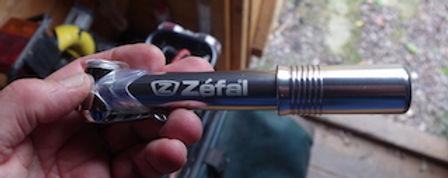 zefal airfil micro pump bicycle cycle bike