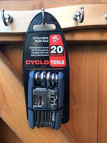 weldtite multi tool maintenance bike bicycle cycle