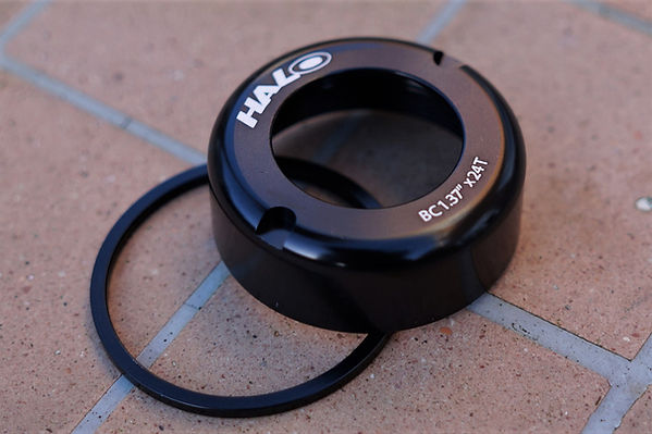 Halo fixed hub g bicycle cycle cycling