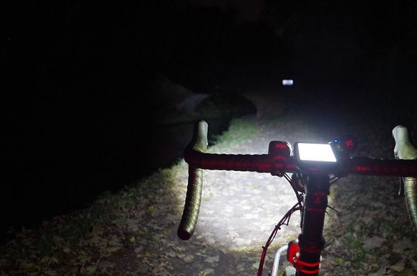 test review cycle bike light oxford UT 500 lumen