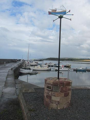 Maidens harbour, Ayrshire, Scotland