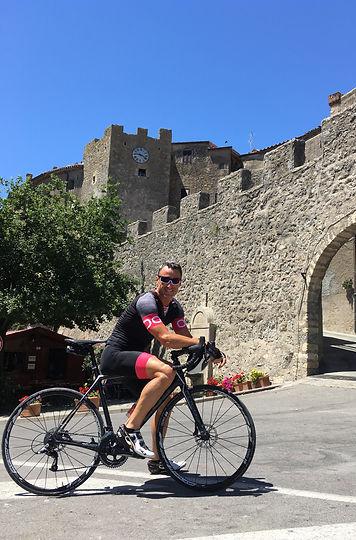Christopher Balogh La Maremma Tuscany cycling
