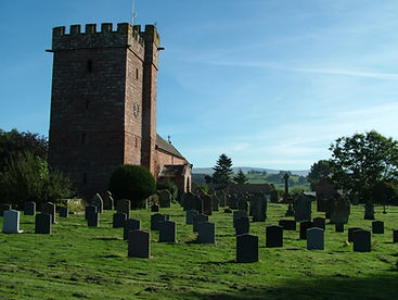 Church, Great Salkeld, Eden, Cumbria