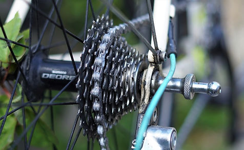 chain cassette bicycle bike gears lub oil lubricant