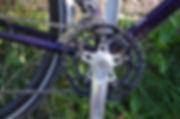 Swallw bspoke bicycle build