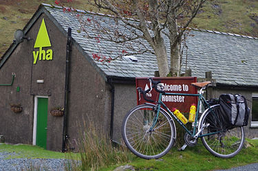 honister Hause, YHA, Youthb Hostel, cumbria, Lake district