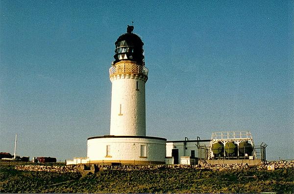 Lighthouse Cape Wrath