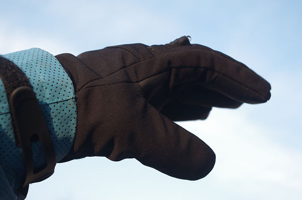 Tucano urbano lux gloves test review cycling mitts bike