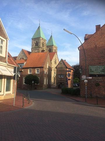 Legden, town, Munsterland, Westphalia