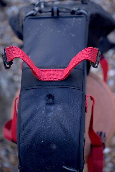 strap bag cycle bike pack