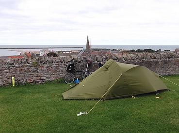 Berwick-on-Tweed Camping site