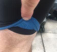 shorts cycle hem sports cyclit leg