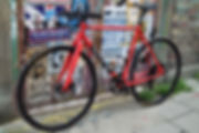 Goldhawk bikes cycles bicycle seven day cyclist roadax
