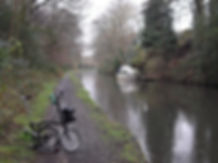 Brompton on the Grand Union Canal