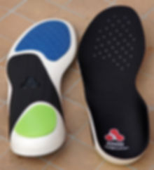 Align shoes insoles