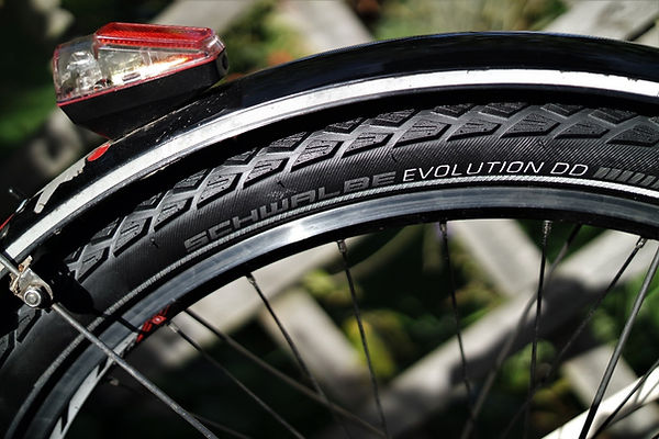 Schwalbe, evolution, marathon, mondial, double defense tyrebicycle cycle bike test
