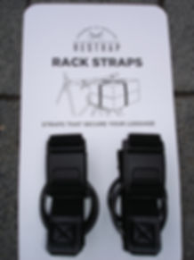 Rack Straps packaged gravel bikepacking luggage cycling bicycle