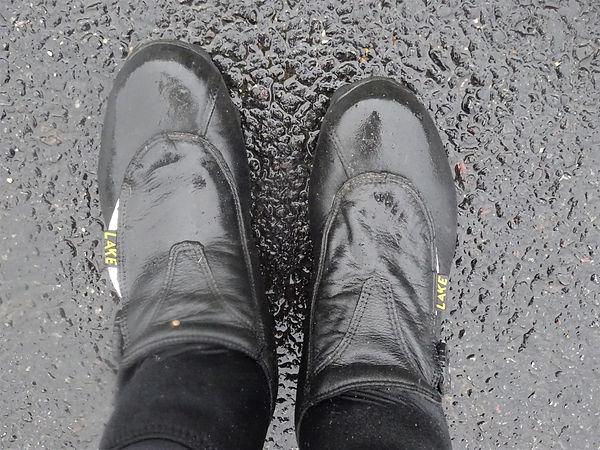 lake boots mtb cycling icycle rain wet foot feet wear gear