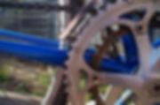 Chain ring mint oxford bike chain cleaner