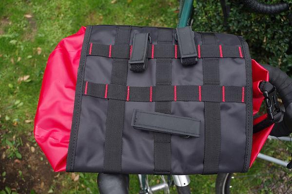 bag uggage bicycle cycle bike cradle straps fit