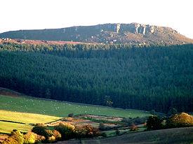 Simonside Hill Rothbury Northumberland