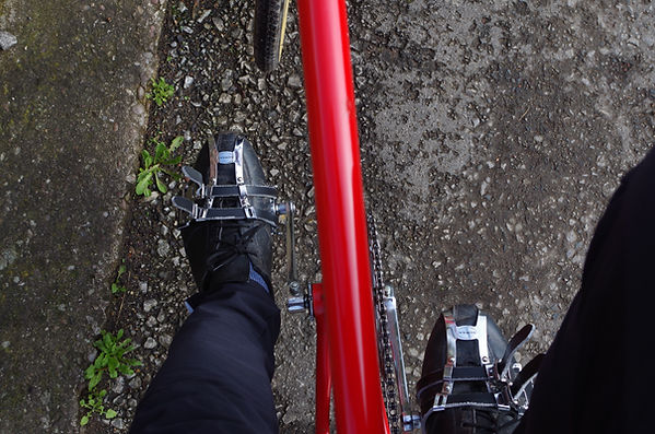 Soma test review, toe clips deep four gate double straps cycling cycle bike pedal