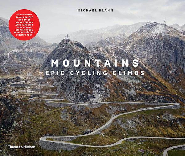 book cover mountains blann michael