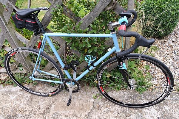 bike bicycle gravel rad drop bar handlebar saddle leer