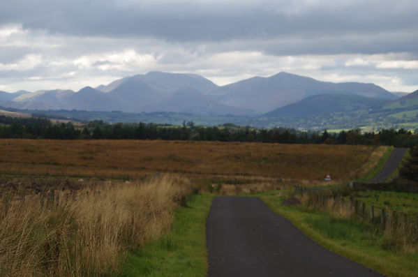 Skiddaw, open road, scales, cumbria, lake district, cycling