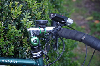 Sigma Buster 600 bicycle front light