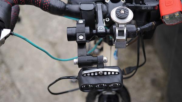 bike bicycle cycle tech bars camera lights accessory
