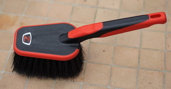 bicycle brush clean wash