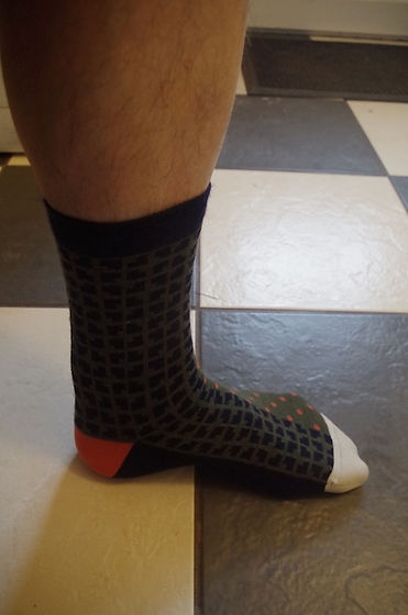 socks leg calf chapeau winter wool
