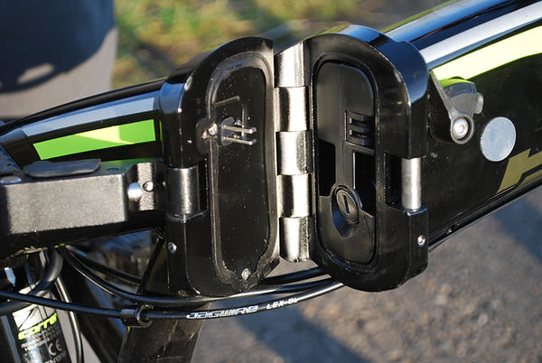 fold folding bike ebike hinge