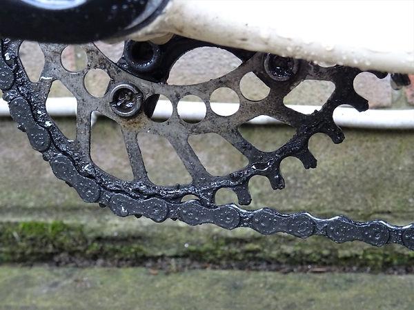 chain ring raval eliptical oval bike bicycle rad velo