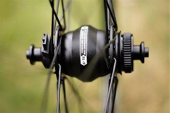 Shutter Precision SL9 Dynohub wheel build