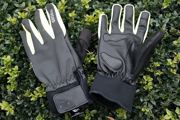 Oxford Bright 4.0 Gloves, cycle test review