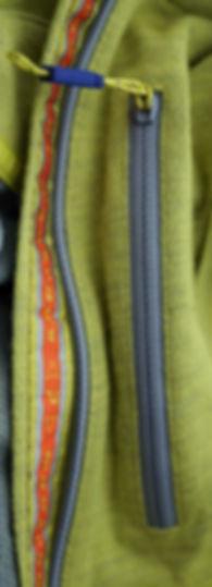 Polaris TRaverse Ride Mens cycling Jersey pocket
