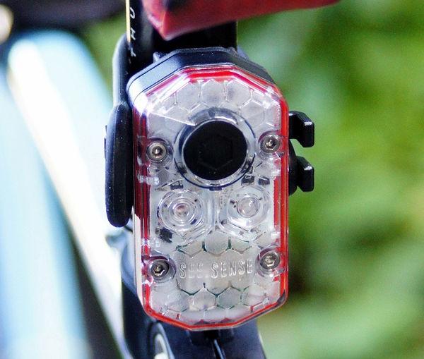 See Sense Icon plus cycle bicycle bike rear light